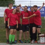4. Charity Touchrugby Turnier voller Erfolg